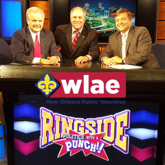 Ringside Politics on WLAE